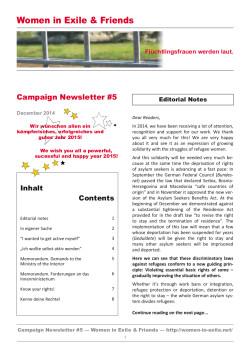 newsletter#5